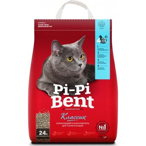 нап.Pi Pi Bent комкующийся 10 кг